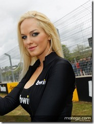 Paddock Girls Gran Premio bwin de Espana  29 April  2012 Jerez  Spain (8)