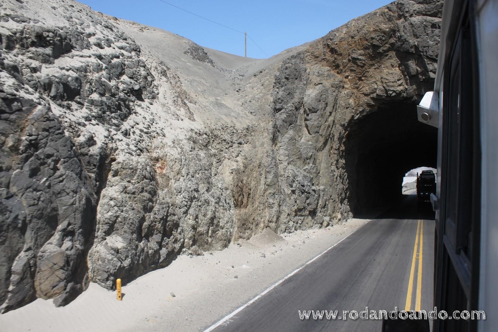 Algunos túneles