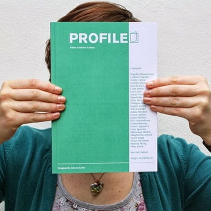 The Profile Book - A Community Platform Created for Artists