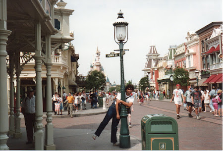 EuroDisneyland Paris - Main Street