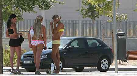 donde hay prostitutas en madrid prostitución legal o ilegal