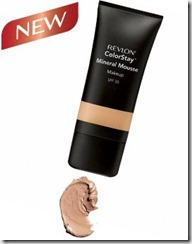 revlon colorstay mineral mousse makeup