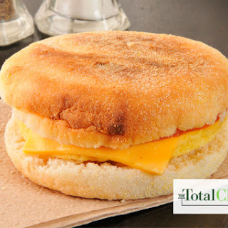 Total Choice Cheesy Egg Sandwich
