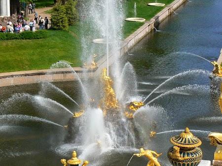 Circuit Rusia: Fantani Peterhof