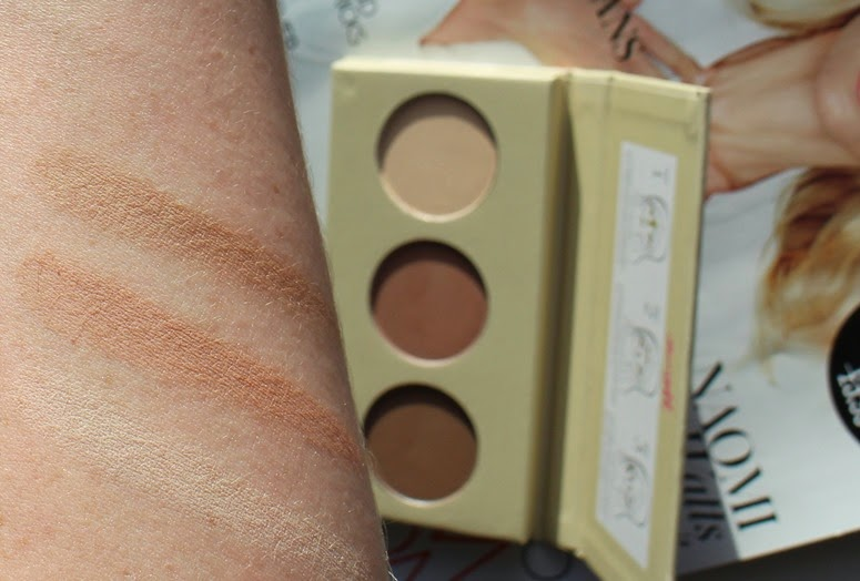 Chisel Cheeks Contour Creams by Barry M #19