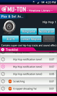 Hip Hop Library1(MU-TON) - Apps on Google Play