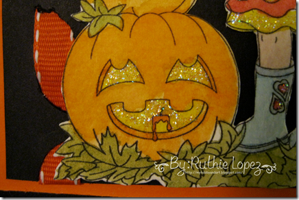 Angelica Stacked Pumpkins - Inky Impressions - Ruthie Lopez DT - My Hobby = My Art 3