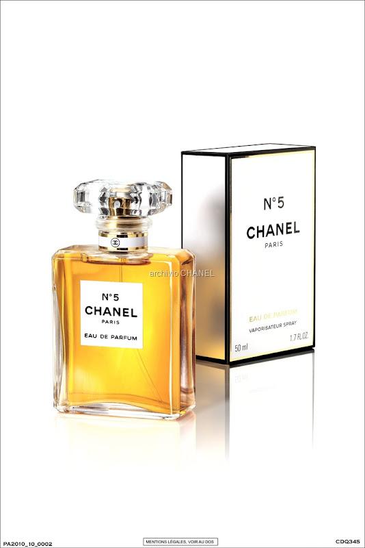 N°5 CHANEL EAU DE PARFUM 50ml