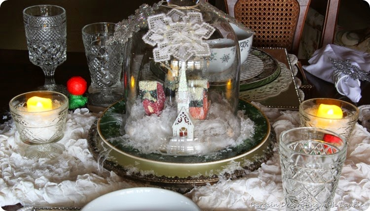 SNOWY TABLESCAPE 8