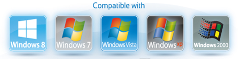 Compatible Tous Windows