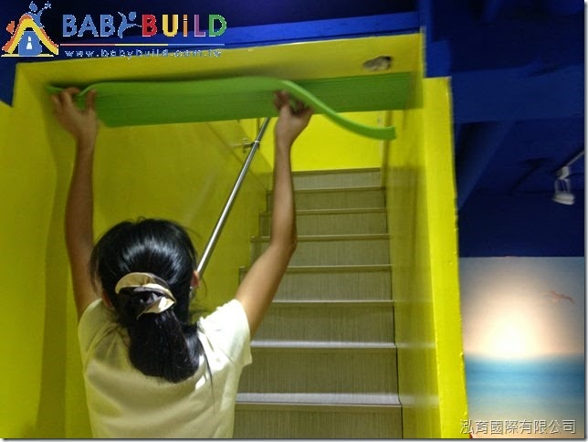 BabyBuild 頭部防撞護條施工