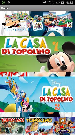 Topolino Stream