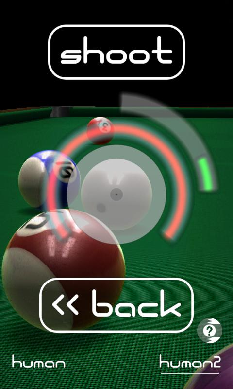fooBillard Free - screenshot