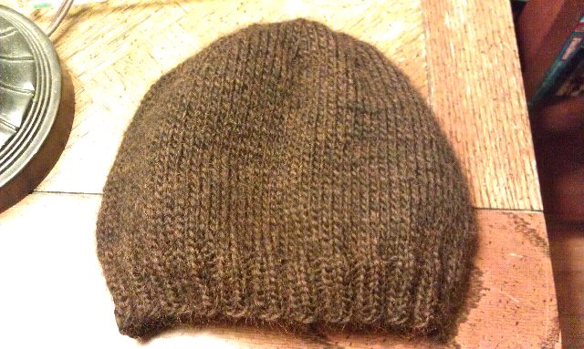 Chemknits Generic Skullcap Knitting Pattern