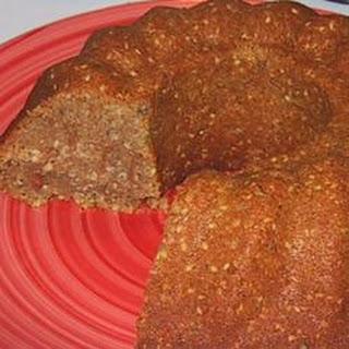 Sesame Coffee Cake