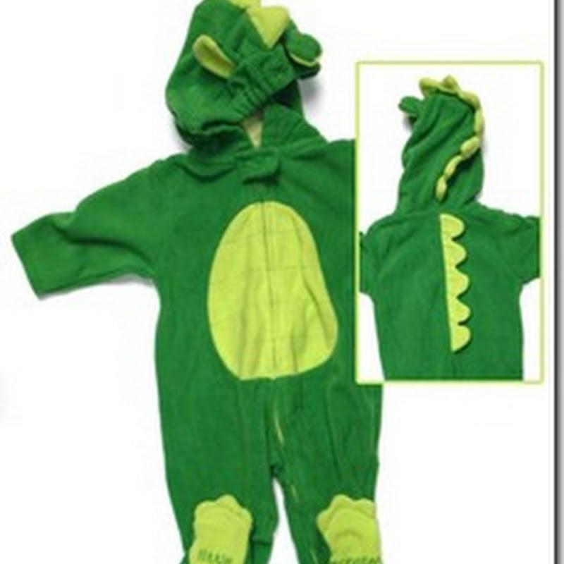 Improvisando disfraz con sudadera verde