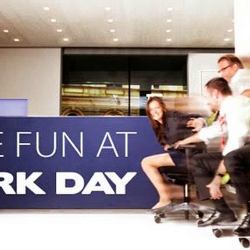 National Have Fun at Work Day