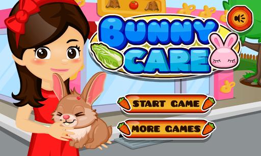 Cute Bunny Pet Care