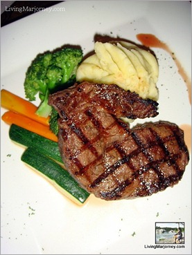Sweet Bella: Wagyu Rib Eye Steak