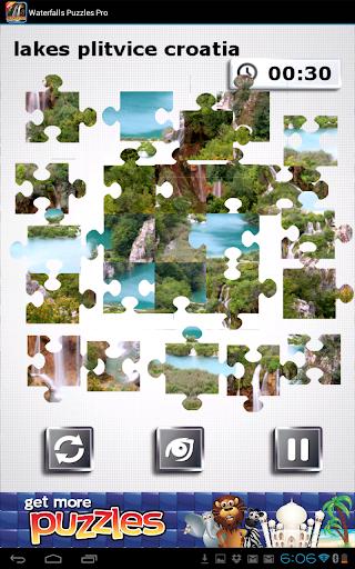 滝のパズル - 無料|玩解謎App免費|玩APPs