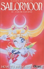 P00010 - Sailor Moon T10  Diario v
