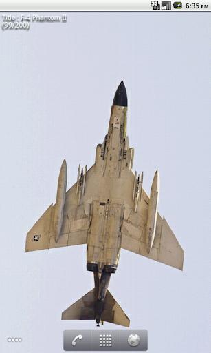 F-4 Live Wallpaper