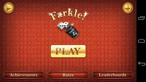 Farkle - the best dice game
