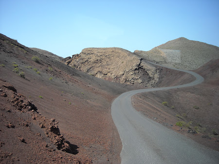 Imagini Lanzarote: Ruta vulcanică, parte din traseu