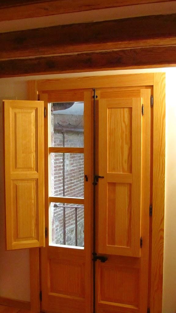 Ventanas de madera barcelona - Puertas madera barcelona ...