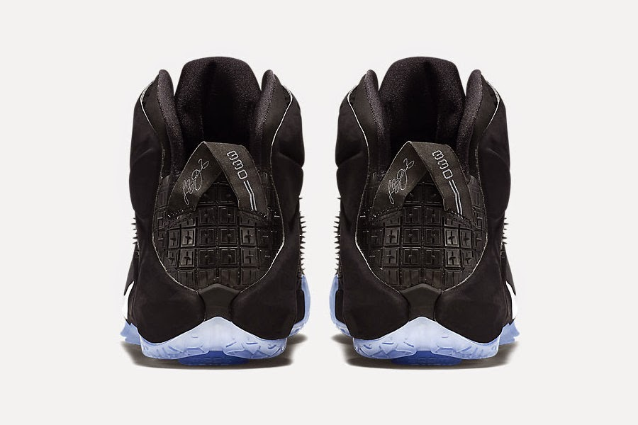 newest 90459 c6d9a ... Nike LeBron XII EXT 8220Rubber City8221 8211 Global Release Information  ...