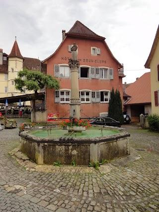 Fontaine du Mai à St-Ursanne