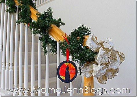 Truth in the Tinsel Day 1 CHRISTmas Craft