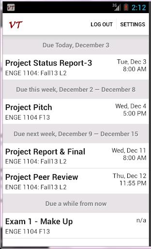 【免費生產應用App】Scholar Calendar-APP點子