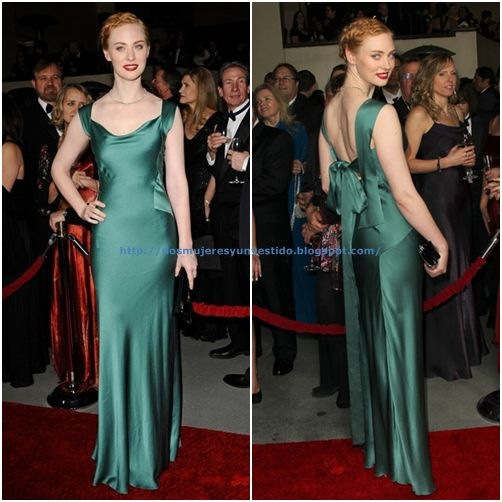 Deborah Ann Woll 64th Annual DGA Awards2