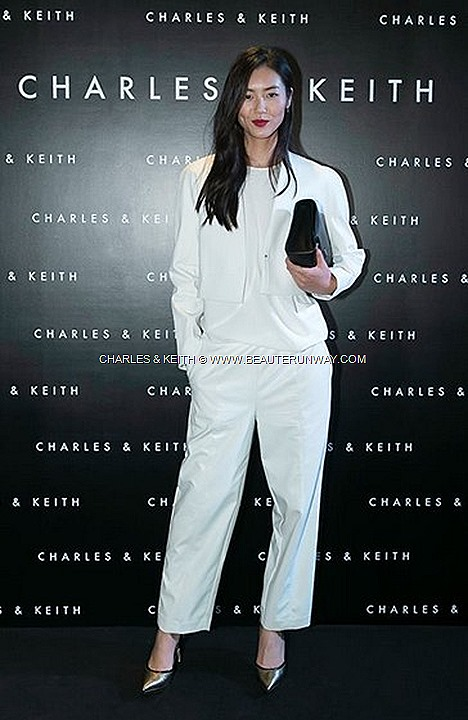 Liu Wen China top Supermodel first Asian model Forbes highest paid models listing Charles & Keith clutch Takashimaya Store Opening Victoria's Secret Fashion Show Burberry, Calvin Klein Hugo Boss Spring Summer 2014 Fall Winter 2013