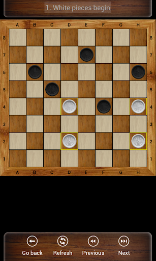 Russian checkers - Shashki  screenshots 7