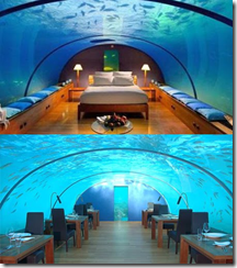 Alizul: BREATHTAKING HOTELS WITH UNDERWATER ROOMS