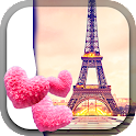 Bonito Paris Papel de Parede icon