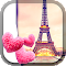 Cute Paris Live Wallpaper 2.3.1 Apk