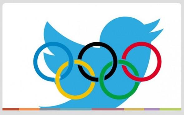 juegos olímpicos aumentaron la actividad en Twitter