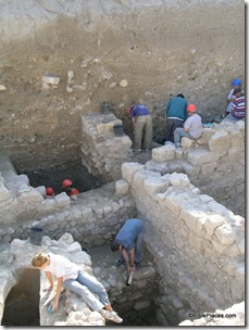 Excavating in City of David, tb112603988