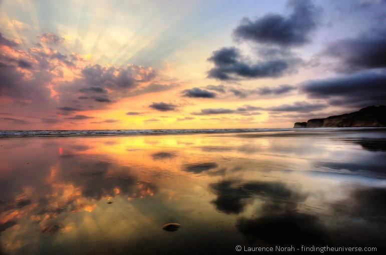 Canoa sunset 2