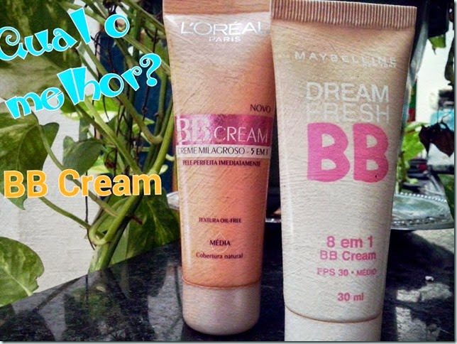 BB Cream Loreal X Maybelline