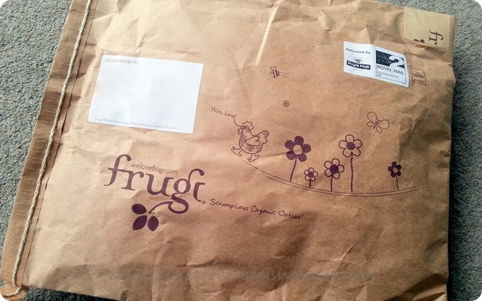Frugi packaging