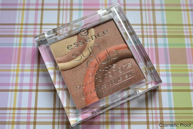 Essence Sun Club All in One Bronzing Highlighter in Sun Glow