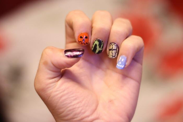 Halloween Nails (03)