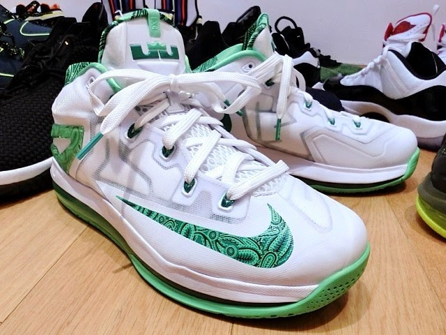 853c0869c7ec Nike Air Max LeBron XI Low 8220Easter8221 Release Information ...