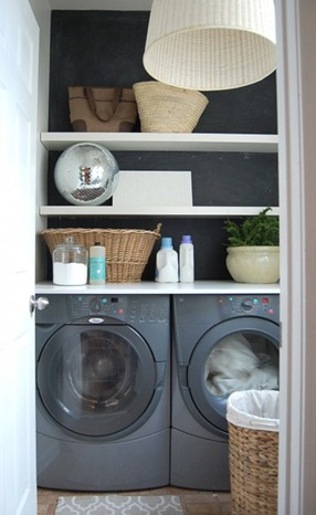 Nesting Place laundry room