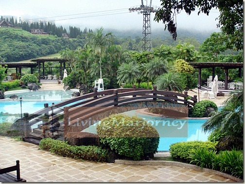 at Tagaytay Highlands