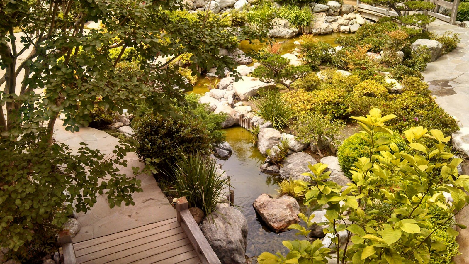 Los Angeles Japanese Garden: Discovering Little Tokyo, Los Angeles: Japanese Garden